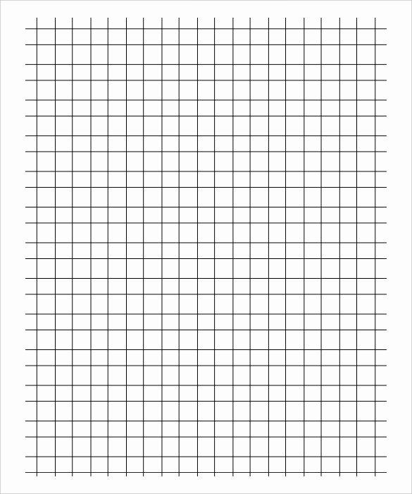 Free Graph Paper Template Fresh 9 Free Graph Paper Templates Pdf