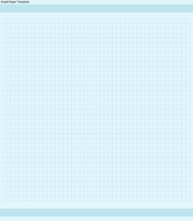 Free Graph Paper Template Inspirational 10 Graph Paper Templates