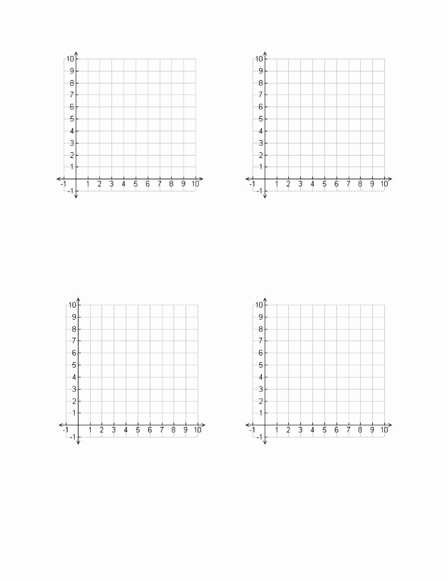 Free Graph Paper Template Inspirational 33 Free Printable Graph Paper Templates Word Pdf Free