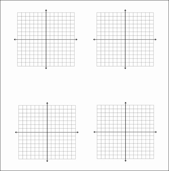 Free Graph Paper Template Inspirational 5 Math Graph Papers