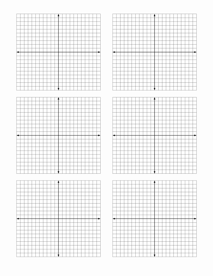 Free Graph Paper Template Lovely Printable Graph Paper 1 4 – Ezzy