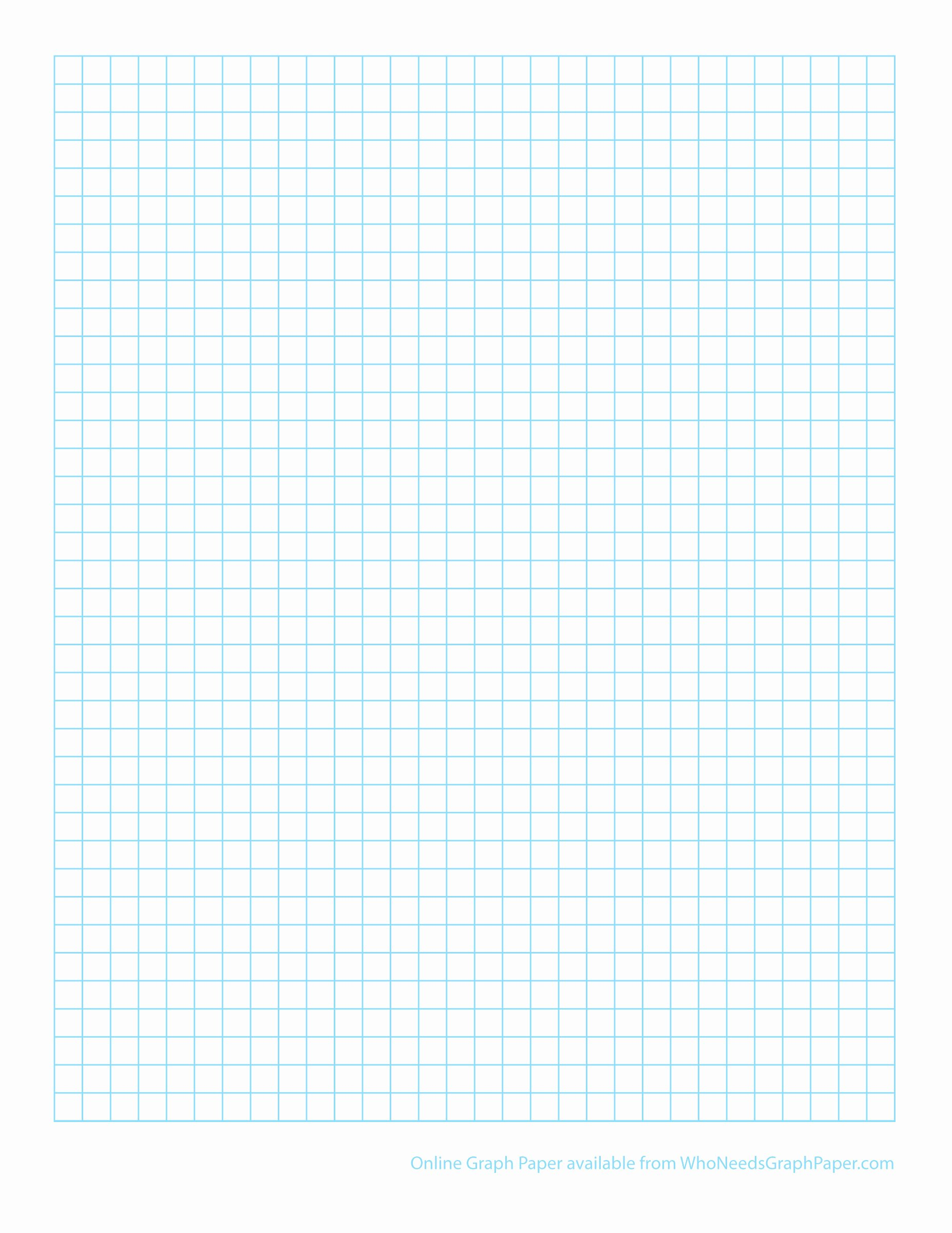 Free Graph Paper Template New where Can You Find A Graph Paper