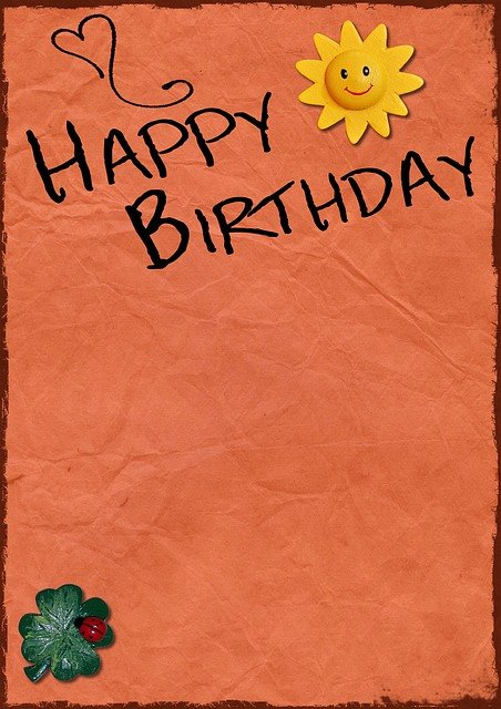 Free Happy Birthday Picture Best Of Free Illustration Birthday Background Birthday Card