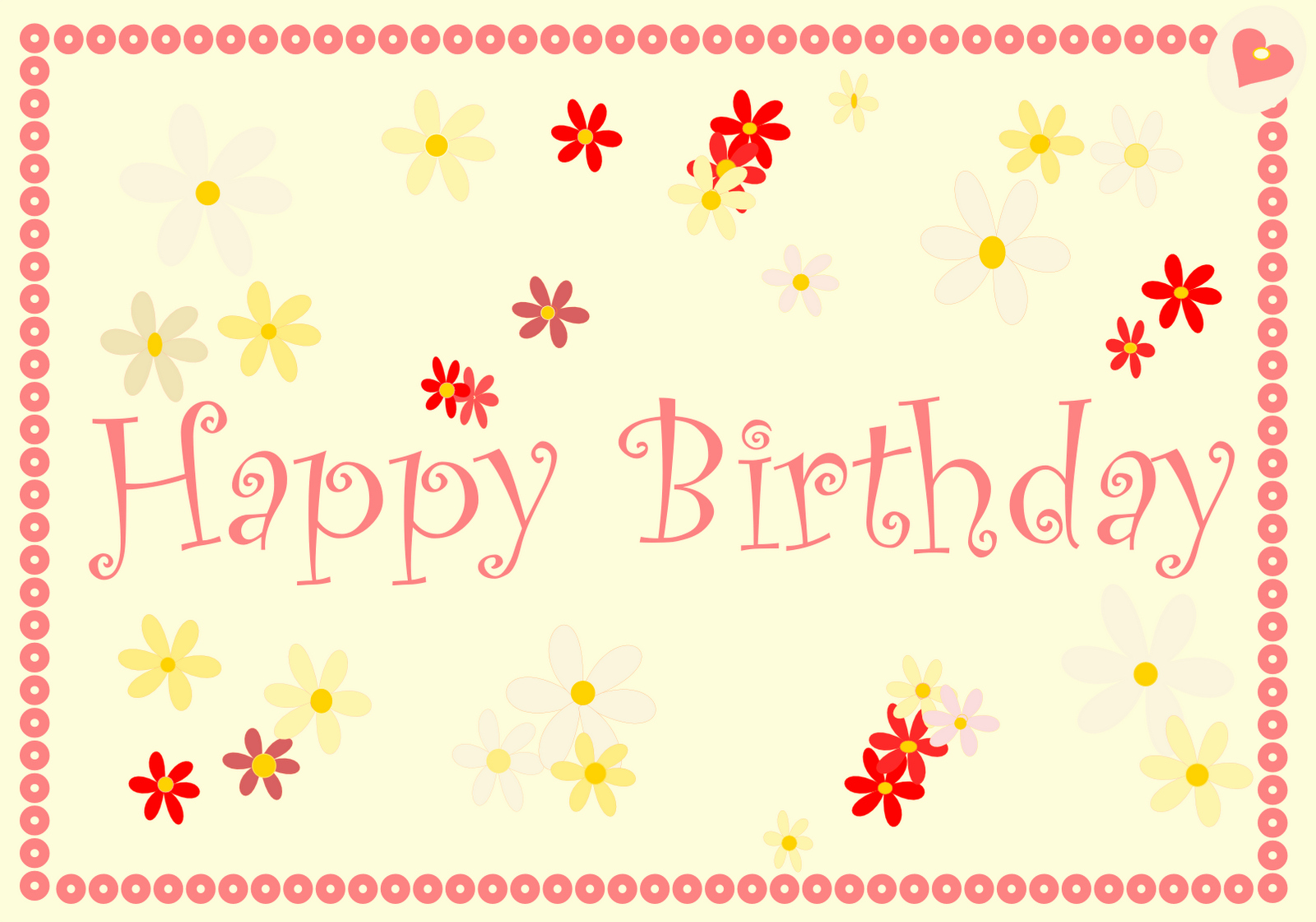 Free Happy Birthday Picture Elegant 35 Happy Birthday Cards Free to Download – the Wow Style