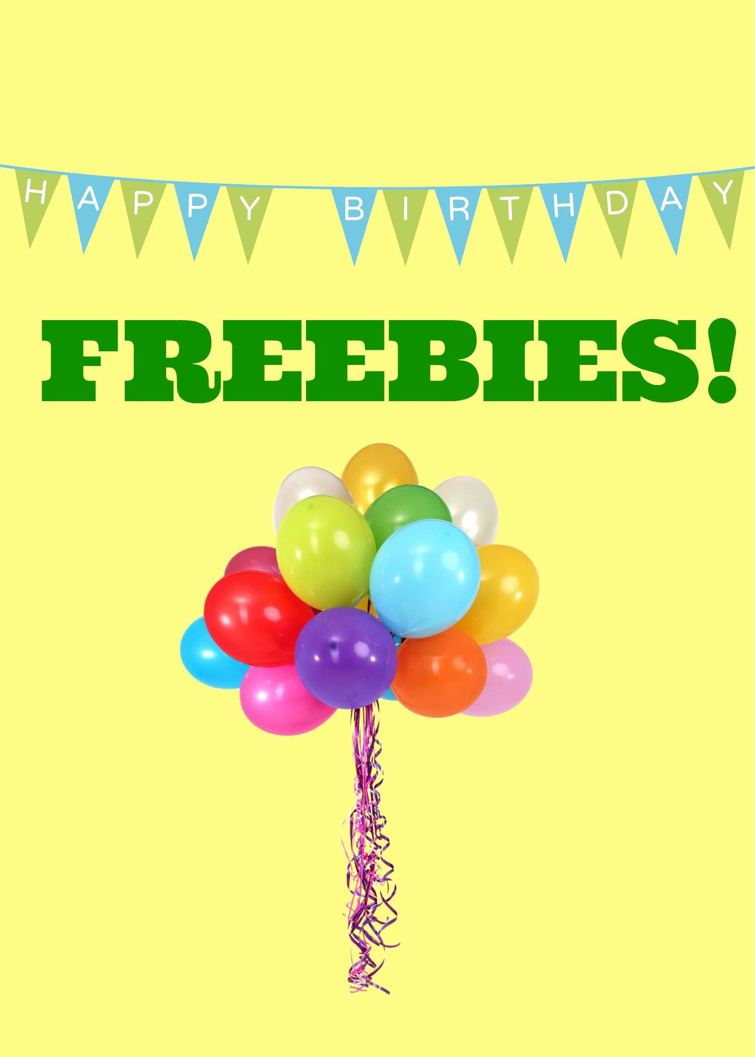 Free Happy Birthday Picture Fresh Freebies