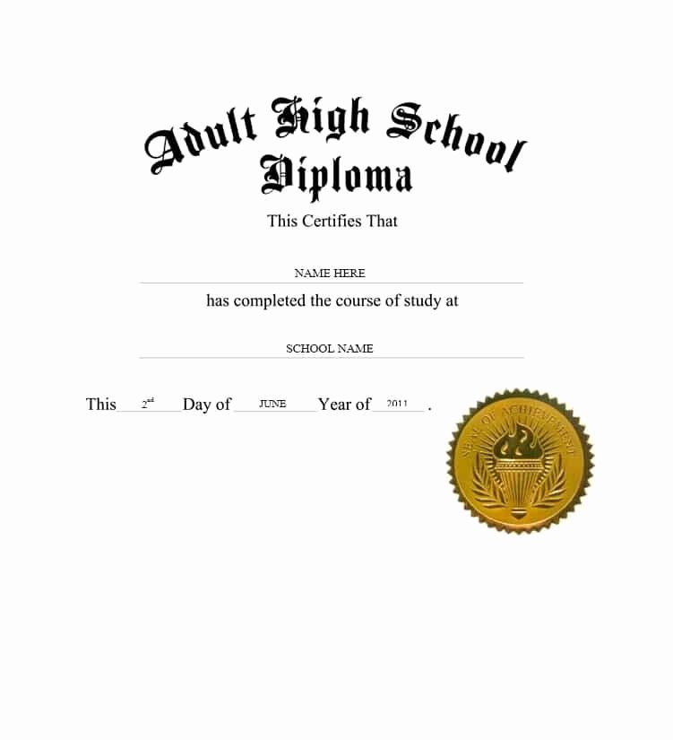 Free High School Diploma Templates New Download Diploma Template 01 I D In 2019