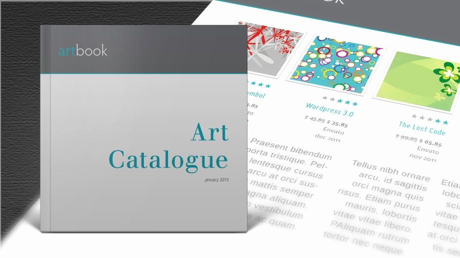 Free Indesign Portfolio Templates Awesome Download Free Art Catalogue Indesign Template and Create
