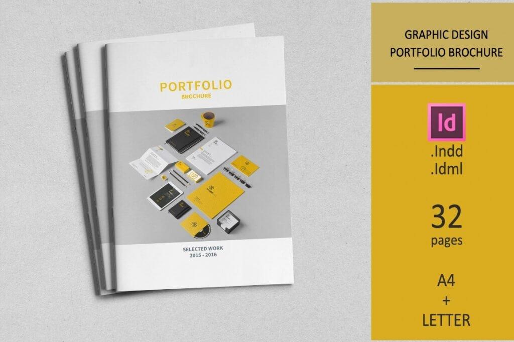 Free Indesign Portfolio Templates Beautiful Download Free Pdf Portfolio Templates Indesign software
