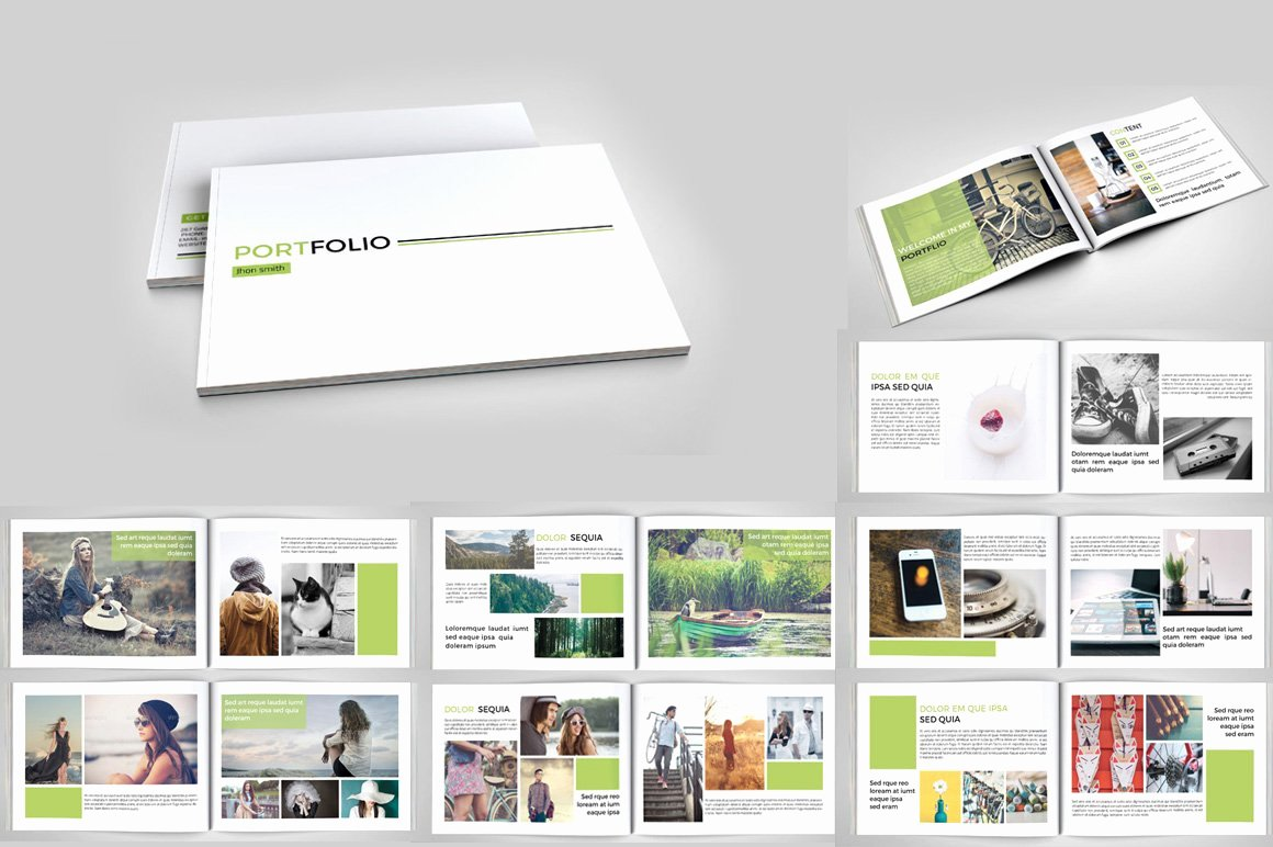 Free Indesign Portfolio Templates Best Of Indesign Portfolio Brochure V127 Brochure Templates