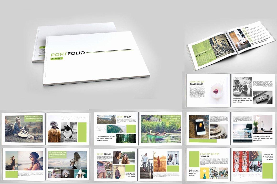 Free Indesign Portfolio Templates Best Of Indesign Portfolio Brochure V127 Brochure Templates