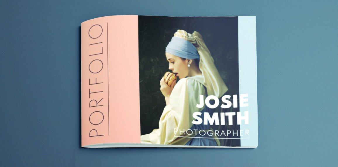 Free Indesign Portfolio Templates Elegant Stunning Portfolio Template for Indesign