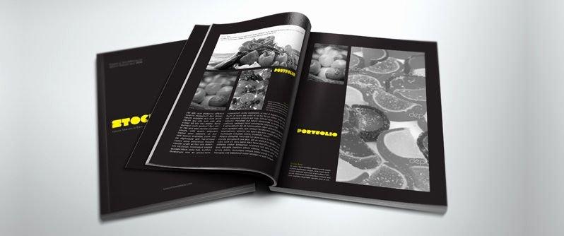 Free Indesign Portfolio Templates Lovely Free Indesign Portfolio Book Presenter