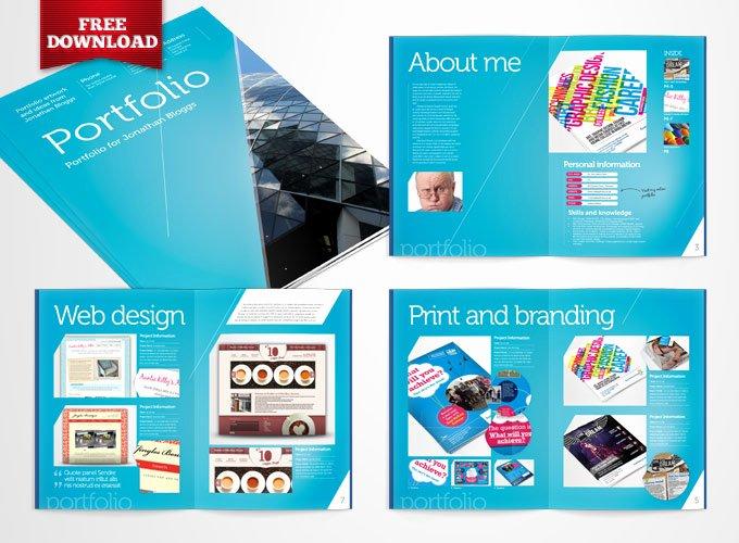 Free Indesign Portfolio Templates Luxury Free Indesign Portfolio Template by Crs Ind Templates On
