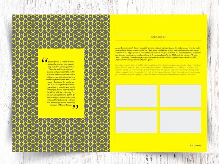 Free Indesign Portfolio Templates Luxury Indesign Portfolio Template by Erdem Ozkan