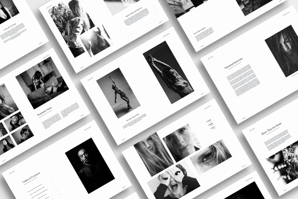 Free Indesign Portfolio Templates New 65 Fresh Indesign Templates and where to Find More