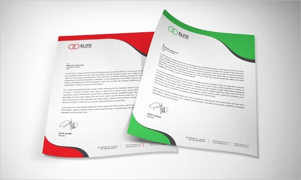 Free Letterhead Template Word Best Of 35 Free Download Letterhead Templates In Microsoft Word
