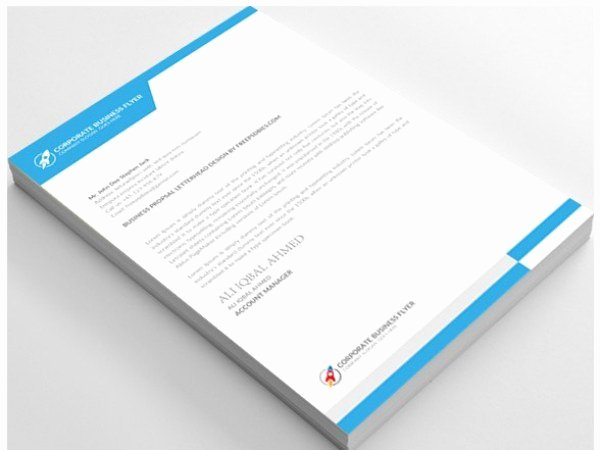 Free Letterhead Template Word Elegant 62 Free Letterhead Templates In Psd Ms Word and Pdf