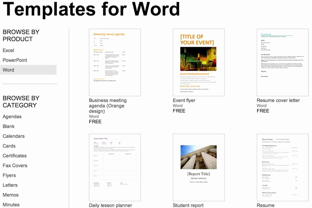 Free Microsoft Word Templates Awesome Free Bookmark Templates for Word Template Update234