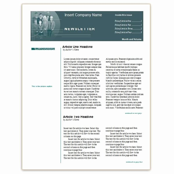 Free Microsoft Word Templates Elegant where to Find Free Church Newsletters Templates for