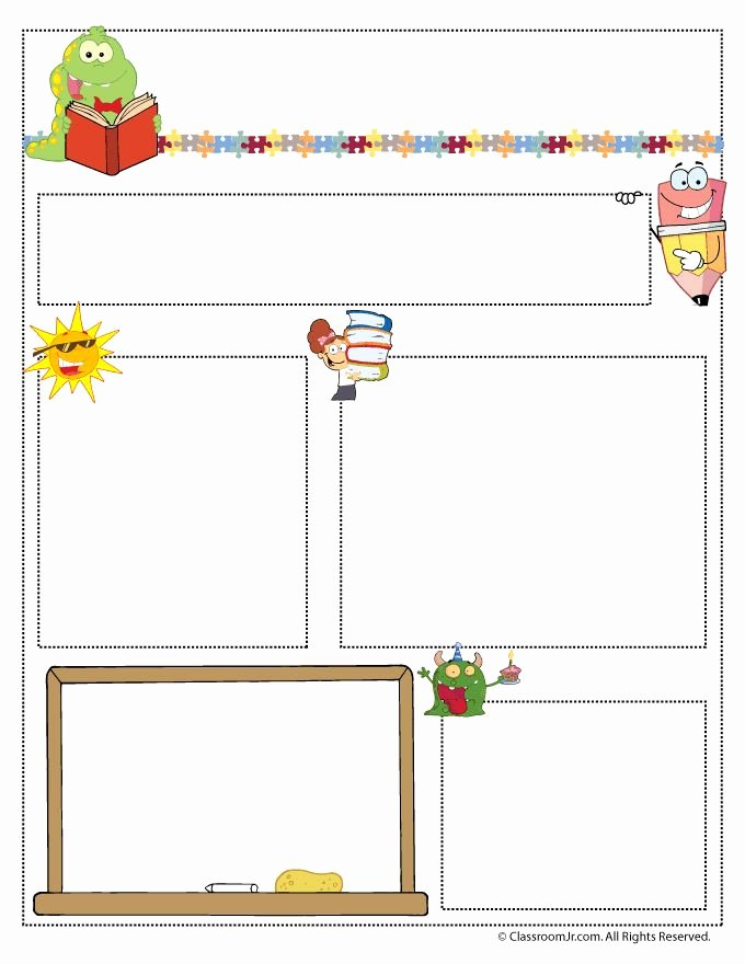 Free Newsletter Templates for Teachers Fresh Best 25 Preschool Newsletter Templates Ideas On Pinterest