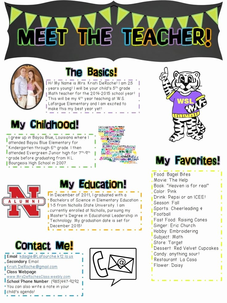 Free Newsletter Templates for Teachers Lovely Best 25 Teacher Newsletter Ideas On Pinterest