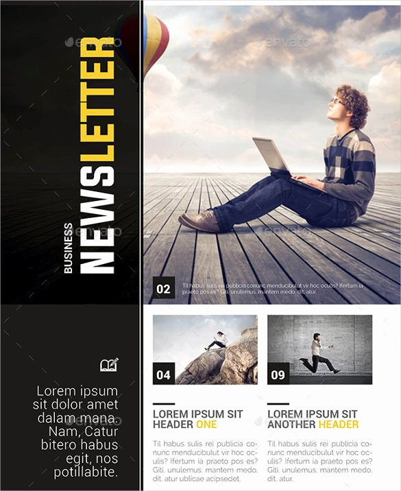 Free Newsletter Templates Word Awesome 19 Word Newsletter Templates Psd Indesign Indd