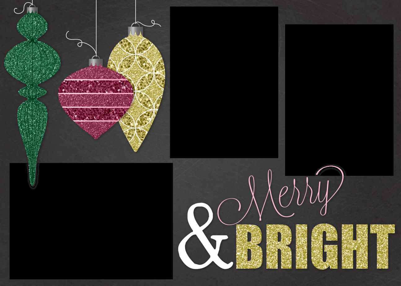 Free Photo Christmas Card Templates New Free Customizable Christmas Card Template A Houseful Of
