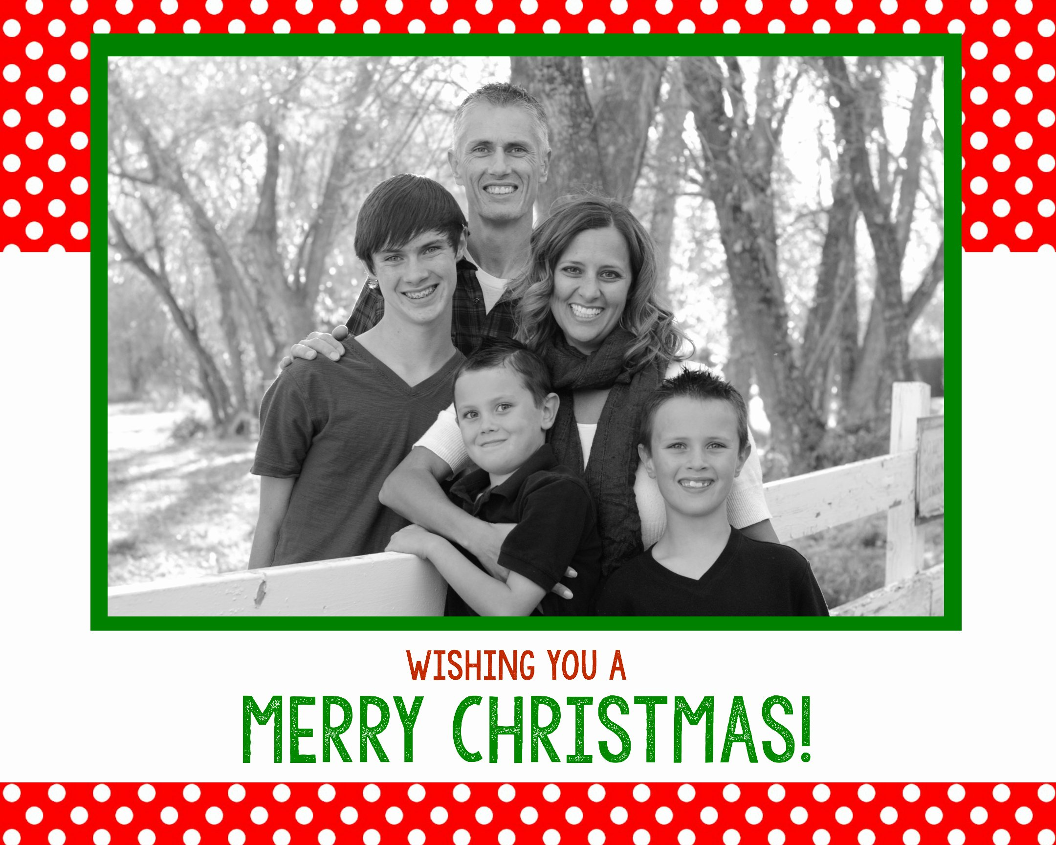 Free Photo Christmas Card Templates Unique Free Christmas Card Templates Crazy Little Projects