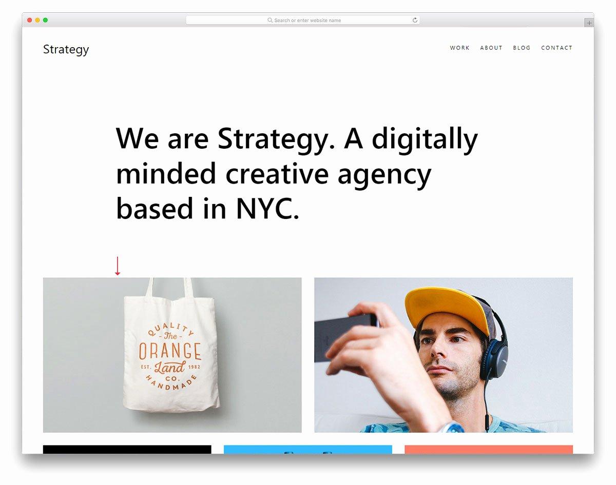 Free Portfolio Website Templates Fresh 28 Free Portfolio Website Templates for All Creative