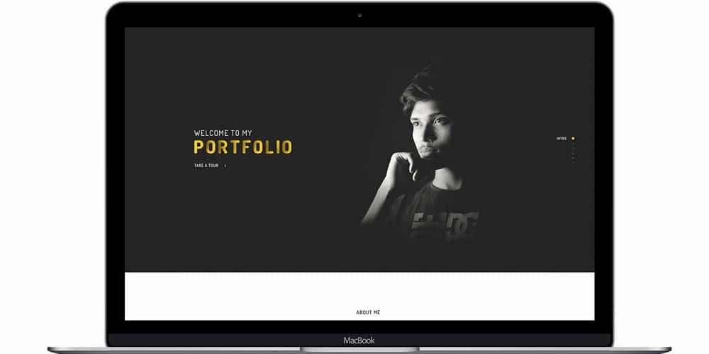 Free Portfolio Website Templates Luxury Free Portfolio Website Templates Psd Css Author
