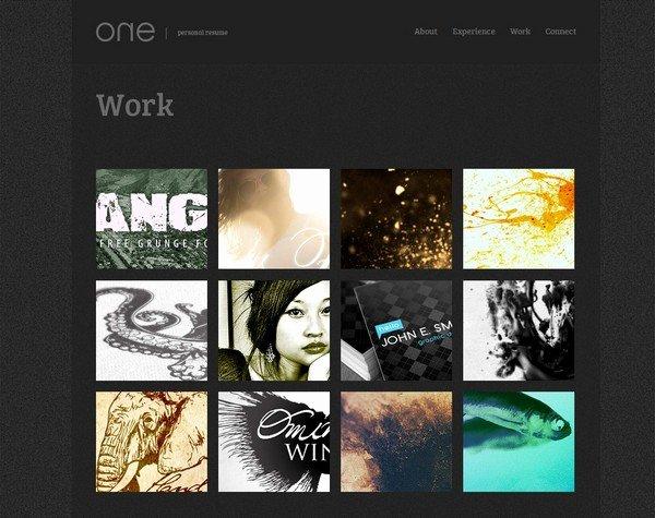 Free Portfolio Website Templates New 25 Free and Premium Portfolio Website Template