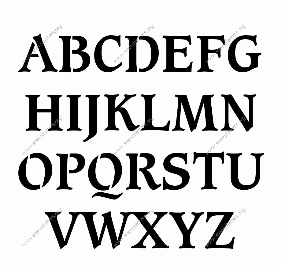 Free Printable Alphabet Stencils Lovely Stencils Shop Line for Letters Numbers & Custom