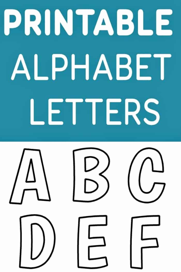 Free Printable Alphabet Stencils Luxury Free Printable Alphabet Templates and Other Printable Letters