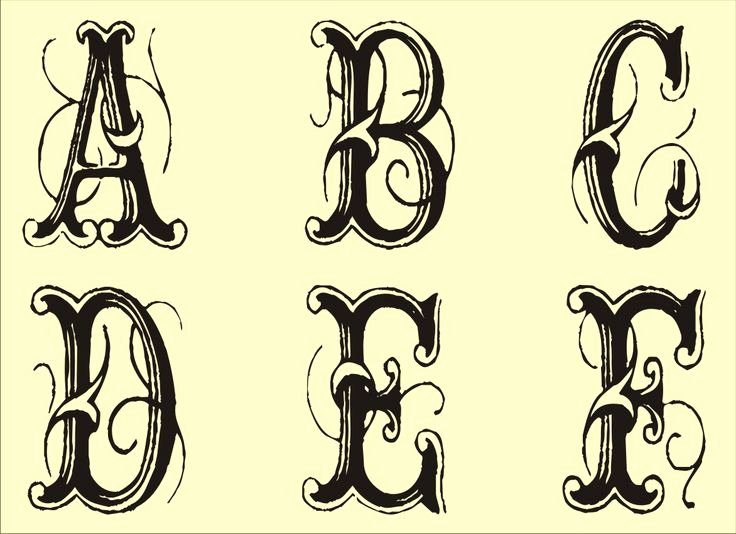 Free Printable Alphabet Stencils Templates Lovely Free Monogram Stencils Printable Tattoo Art