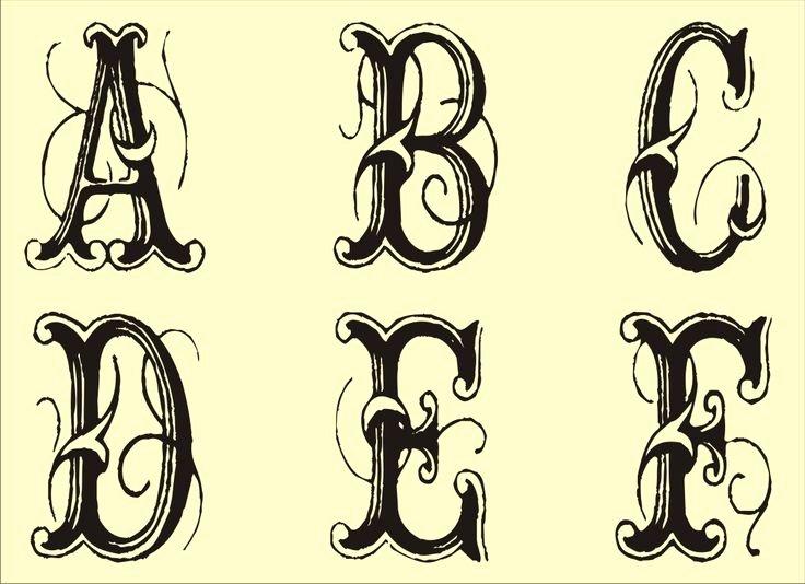 Free Printable Alphabet Stencils Templates Lovely Free Monogram Stencils Printable Tattoo Art