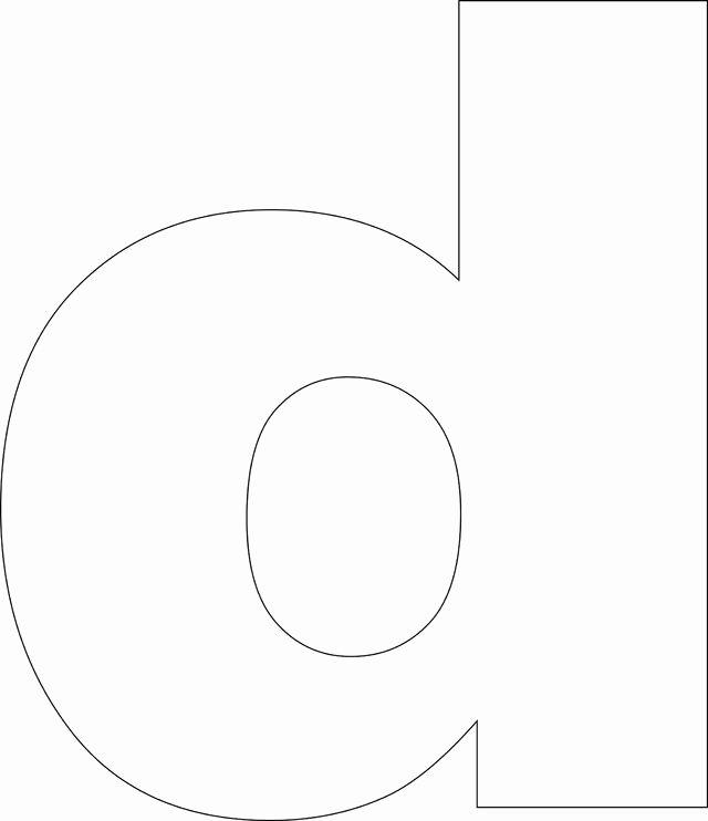 Free Printable Alphabet Templates Best Of Free Printable Lower Case Alphabet Template