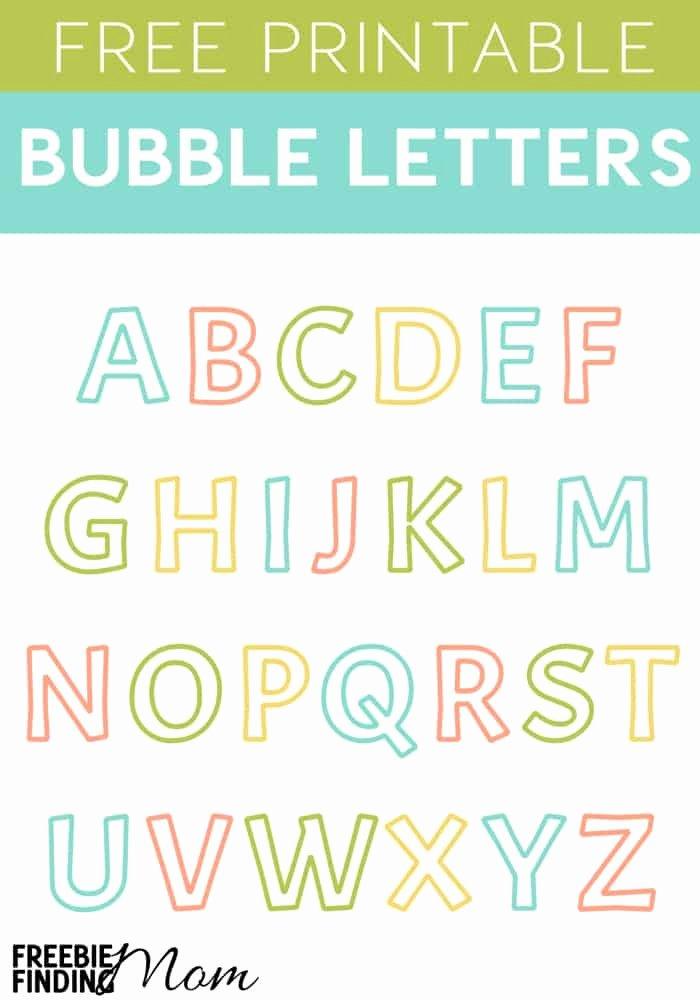 Free Printable Alphabet Templates Fresh Free Printable Alphabet Templates and Other Printable Letters