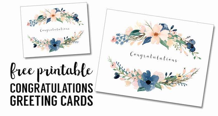 Free Printable Baby Shower Card Unique Congratulations Card Printable Free Printable Greeting