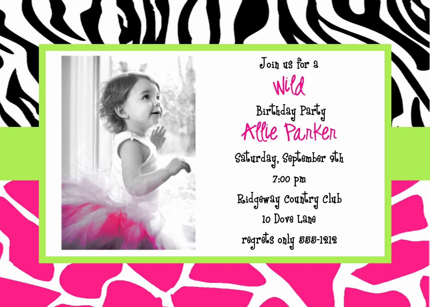 Free Printable Birthday Invitation Templates Luxury How to Choose the Best E Free Printable Birthday