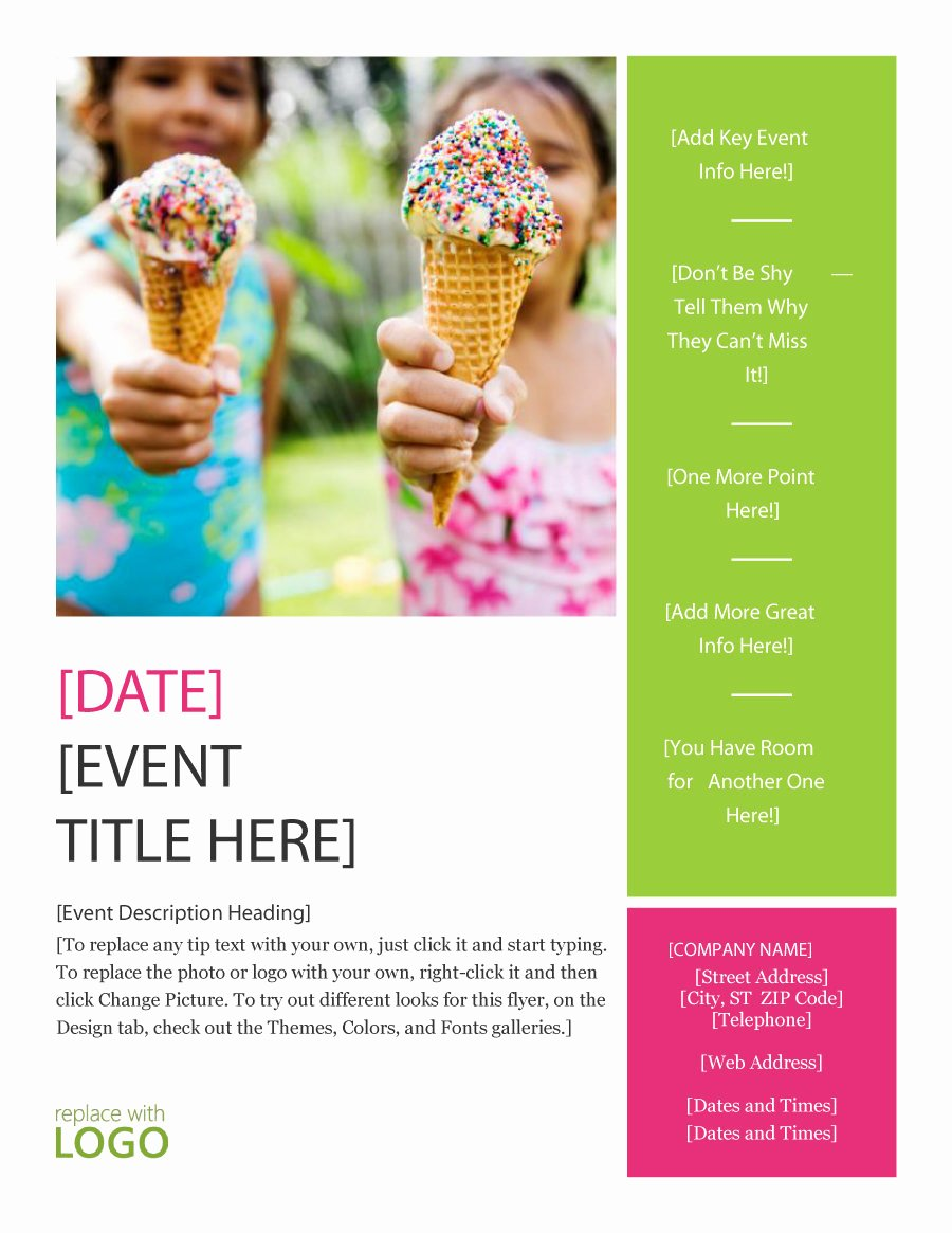 Free Printable event Flyer Templates Best Of 41 Amazing Free Flyer Templates [event Party Business