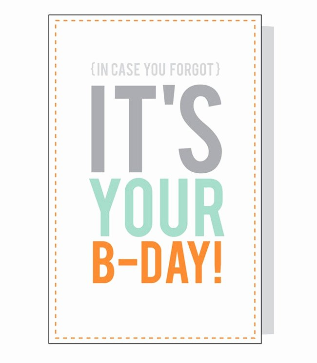 Free Printable Funny Birthday Cards Fresh 8 Free Birthday Card Printables