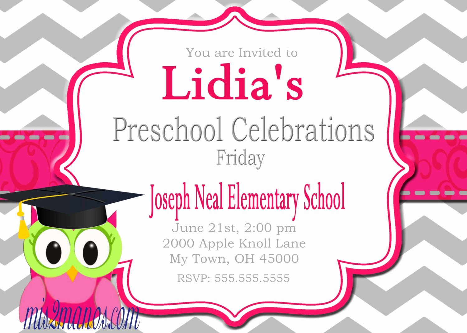 Free Printable Graduation Invitations Awesome Preschool Graduation Invitations Printable Invites