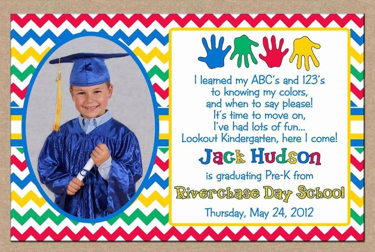 Free Printable Graduation Invitations Beautiful Free Printable Kindergarten Graduation Announcements Free