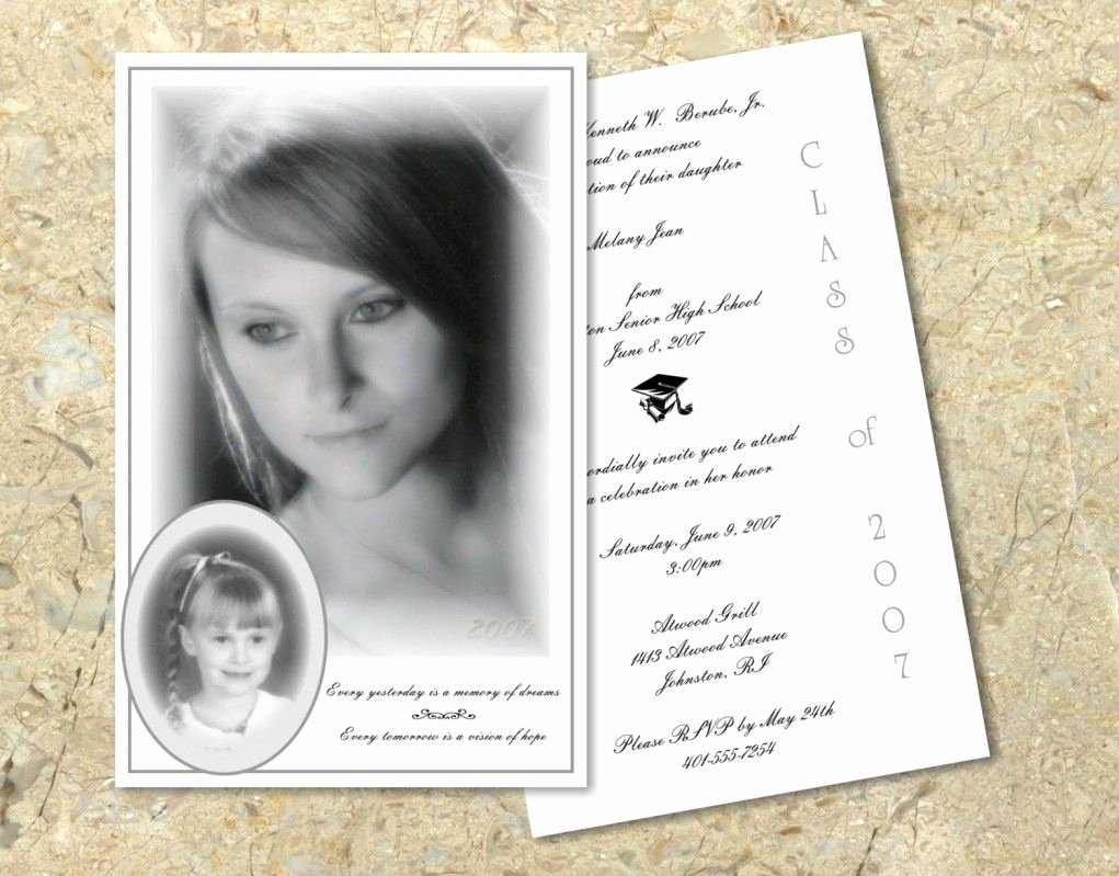 Free Printable Graduation Invitations Fresh Free Printable Graduation Invitations