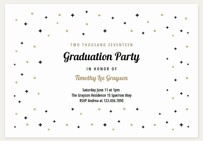 Free Printable Graduation Invitations Lovely 33 Free Printable Graduation Invitations Templates
