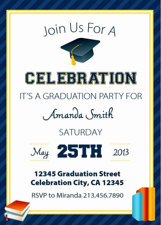 Free Printable Graduation Invitations Unique Save Money with these Free Printable Graduation