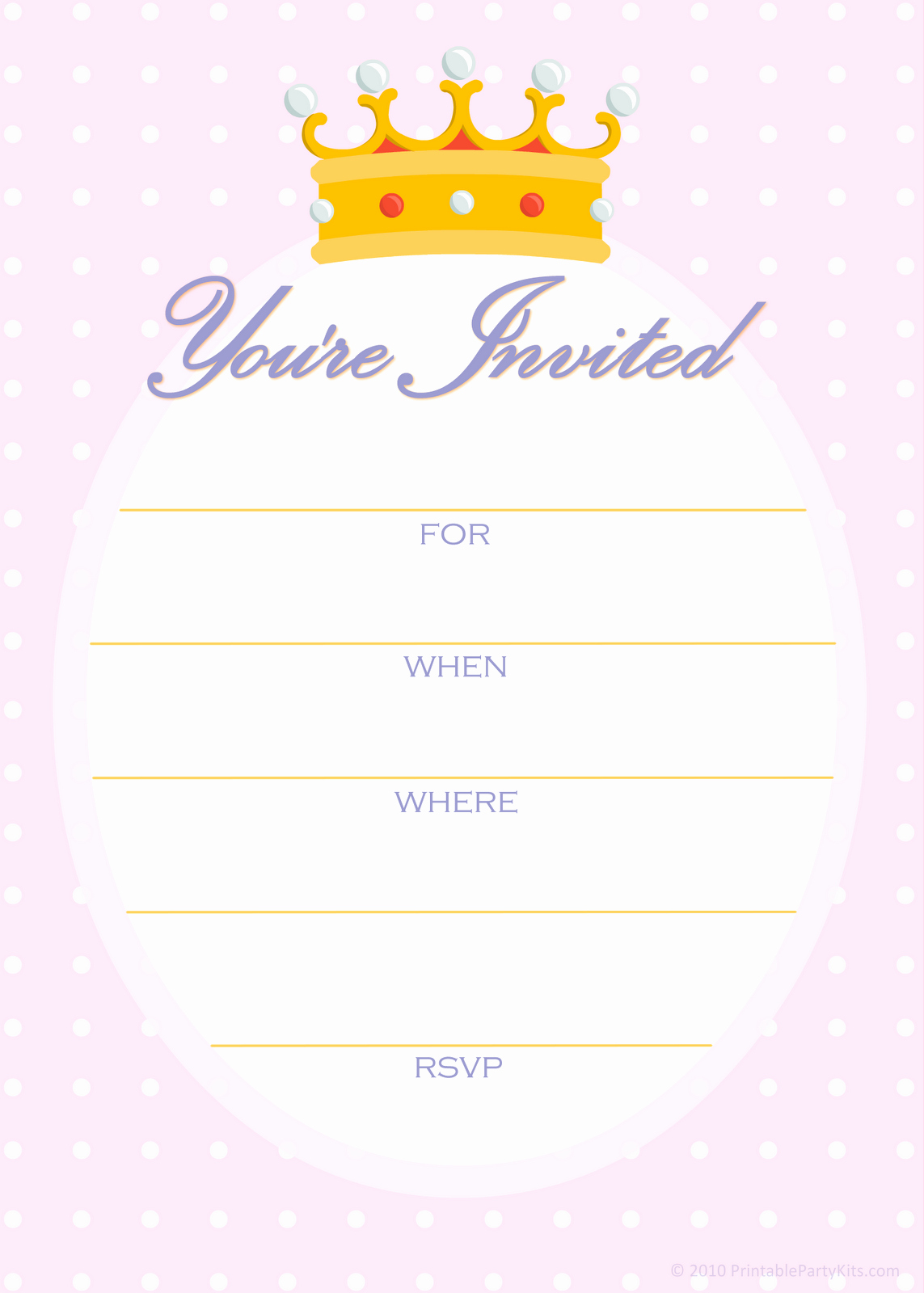 Free Printable Invitations Templates Beautiful Free Printable Party Invitations Free Invitations for A