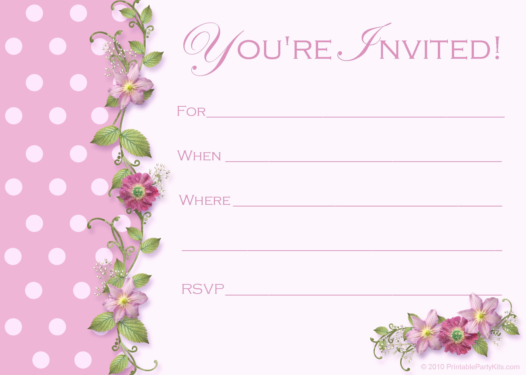 Free Printable Invitations Templates Best Of Free Sweet 16 Birthday Invitations – Free Printable