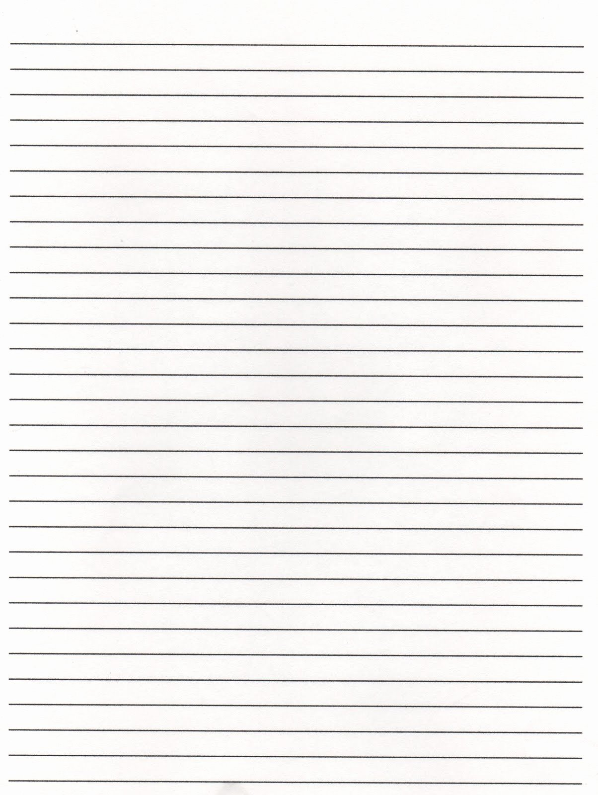 Free Printable Lined Paper Unique Free Printable Writing Paper with Lines and Border