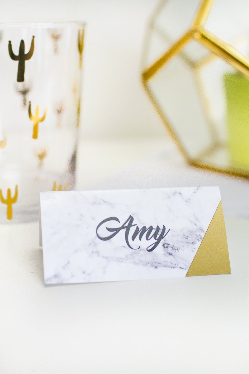 Free Printable Place Cards Beautiful Free Printable Place Names
